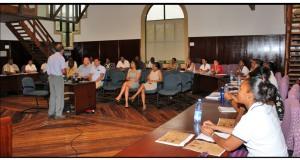 L'histoire crée l'évènement au Ministère du Tourisme et de la Culture
