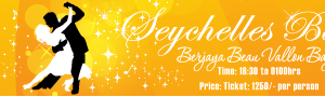The Seychelles Tourism Ball