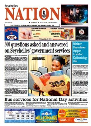 seychelles nation online
