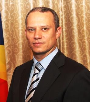 Minister Jean Paul Adam