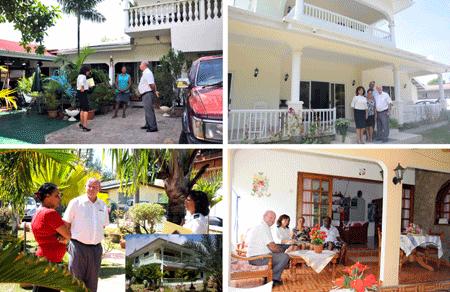 Minister's-Visit