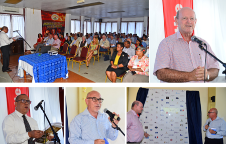 Seychelles Honorary Consuls Biennale Conference STA