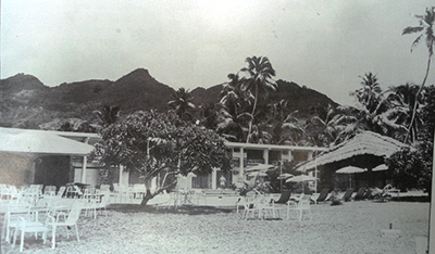 This Was Once Upon A Time The Reef Hotel First Tourist Elishment Of International Standards To Open In Our Islands Forty Five Years Ago Long