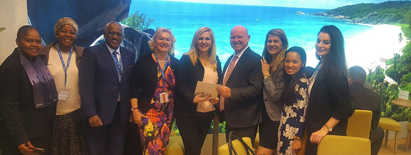 Macedonia endorses Seychelles for UNWTO