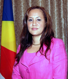 Minister Idith Alexander